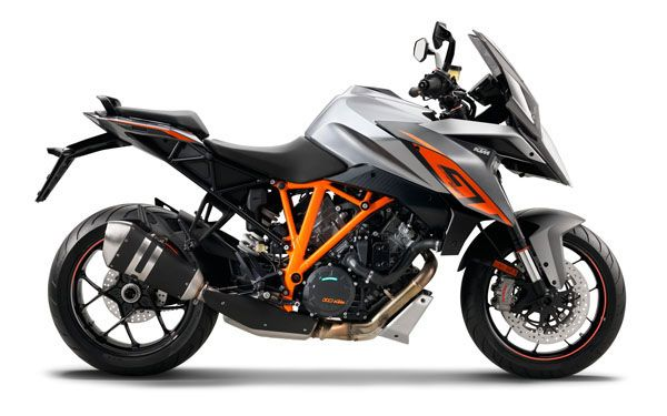 127780 KTM 1290 super duke gt MY 2016