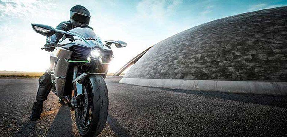 La Kawasaki Ninja H2 La Primera Moto Turboalimentada Está En Colombia