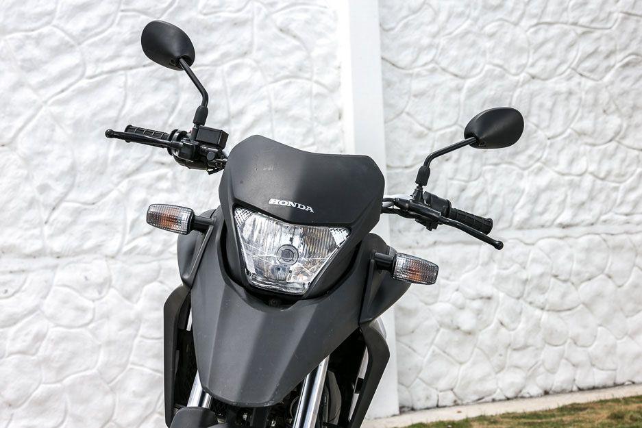 Prueba Honda Xre 300