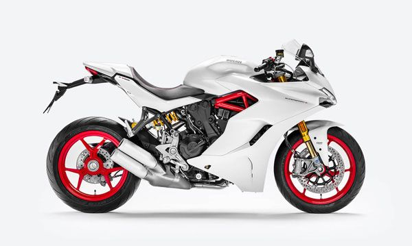 Ducati supersport 1