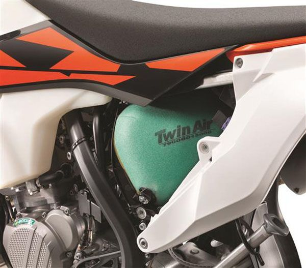 ktm 250 300 exc tpi my 2018 air filter box