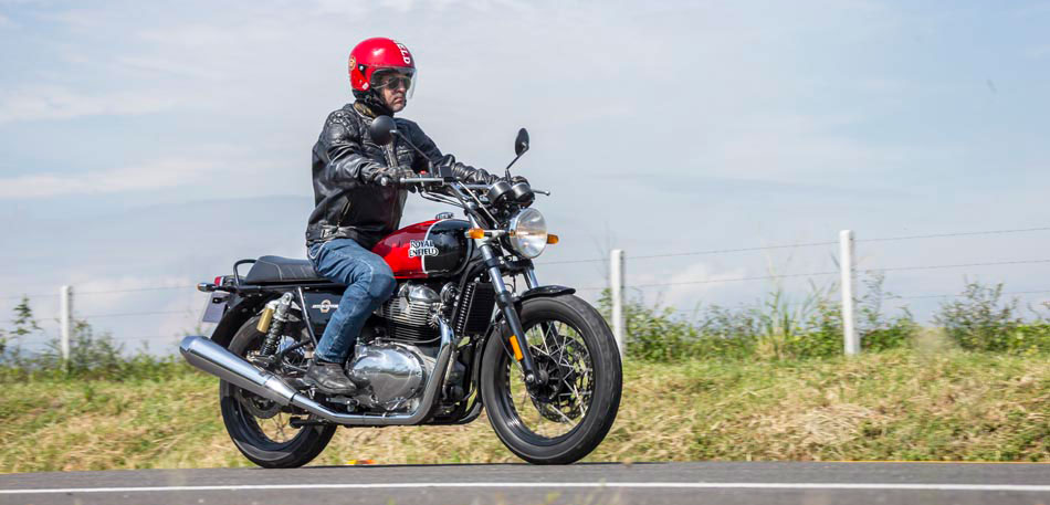 Prueba Royal Enfield Interceptor 650 Twin