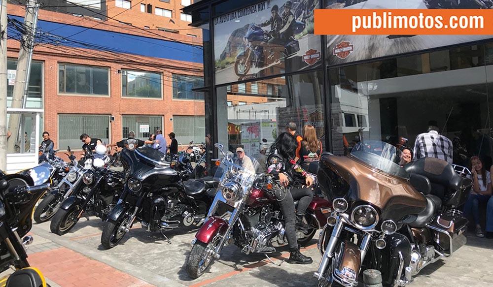 Apertura tienda Harley-Davidson Bogotá