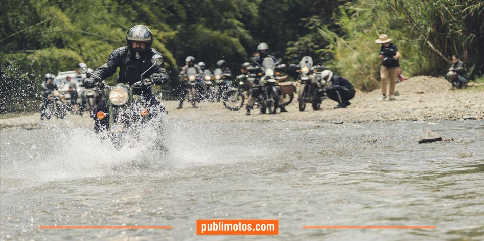 Tour de Colombia Royal Enfield 2019