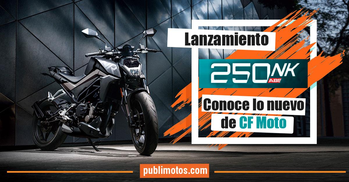 CFMoto 250 NK 2018 - Precio, fotos, ficha técnica y motos