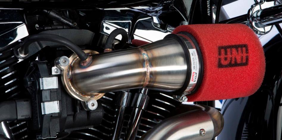 Flyes Filtro de Aire Universal Motocicleta Modificado Filtro de Consumo Gas Combustible Filtro Dirt Bike Moto