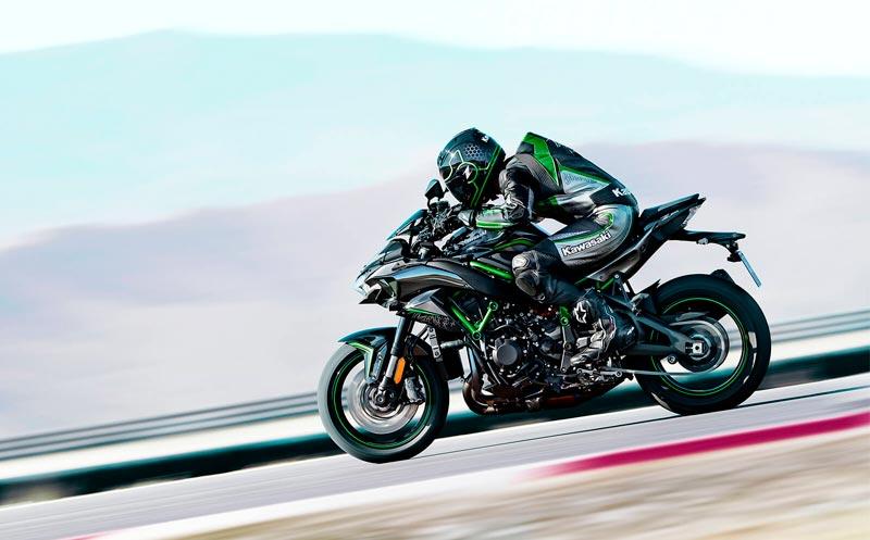 Espectacular: Así será la Kawasaki Z H2 2020 según KustomeKa
