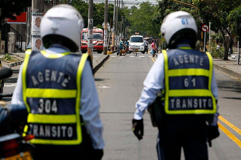 Requisitos para ser Agente Civil de Tránsito en Bogotá