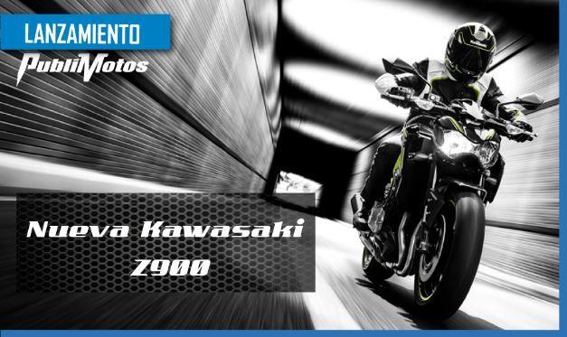 La Nueva Kawasaki Z900 Remplazaría Los Modelos Z800 Y Z1000