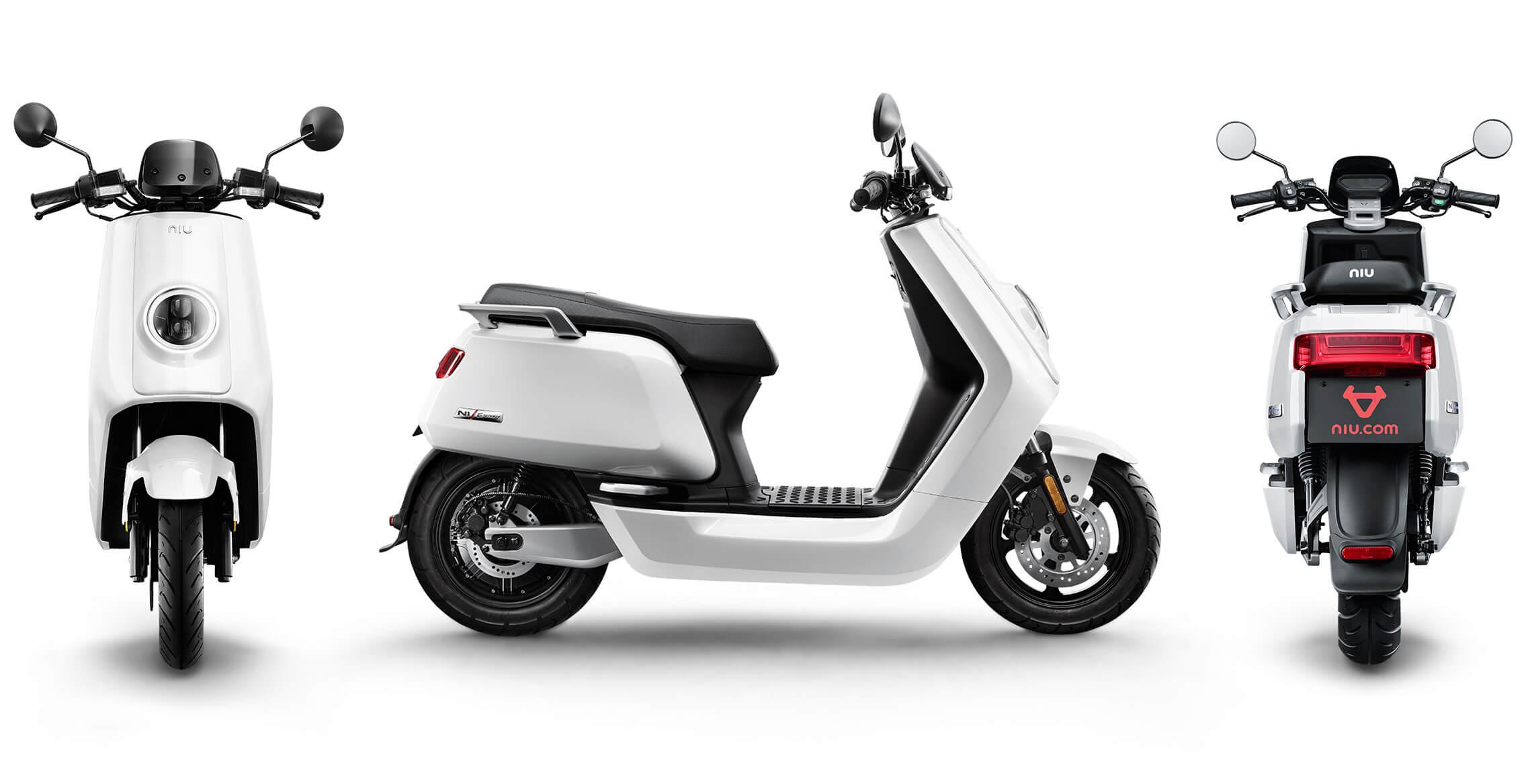 Los Smart Scooters El 233 Ctricos Niu N1s Y Niu M1 Ser 225 N
