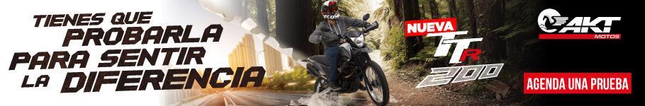 Prueba la nueva TT200