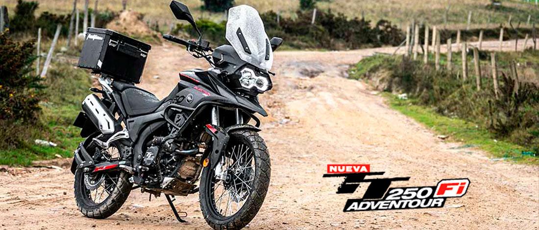 AKT TT 250 ADVENTOUR Fi