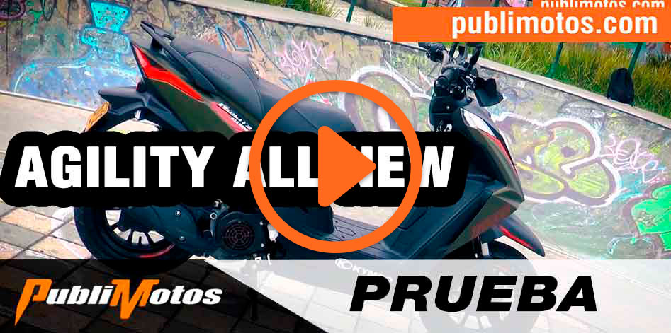 Prueba de la Agility All New en vivo