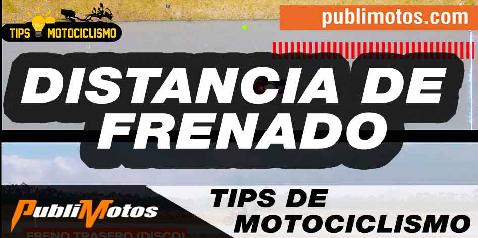 Vídeo-tips de motos-distancia de frenado de una moto