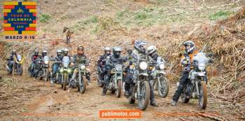Tour Colombia Royal Enfield 2019