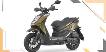 Scooter Kymco Agility All New 2019