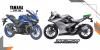 Deportivas Yamaha YZF-R3 tricilindrica y Kawasaki ZX-25R tetracilíndrica, nuevos desarrollos japoneses
