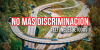 Protesta por discriminación en el Túnel de Oriente